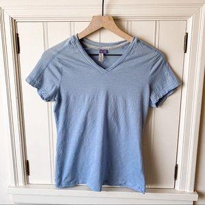 Ibex Short Sleeve V Neck T-Shirt